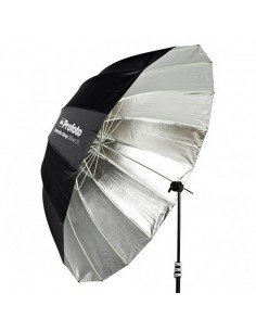 Profoto Paraguas Deep plateado XL 165cm