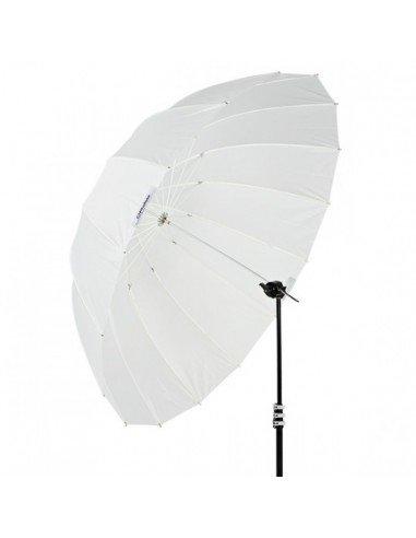 Profoto Paraguas Deep plateado L 130cm