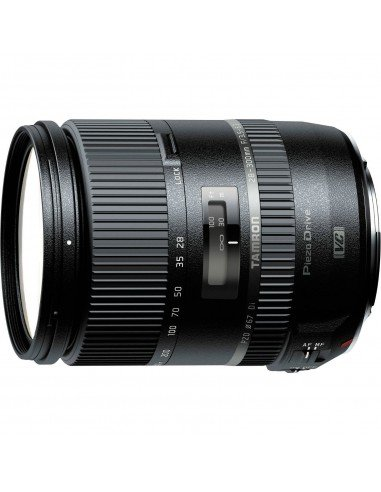 Objetivo Tamron AF 28-300mm F/3.5-6.3 XR Di VC PZD para Canon