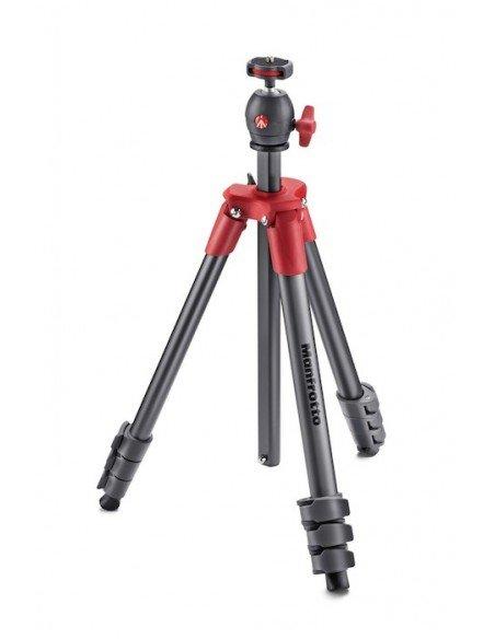 Trípode Compact Light - Rojo