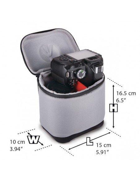 Difusor Mini ventana softbox para Flash Canon y Nikon