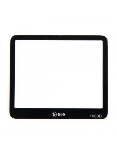 Protector pantalla cristal GGS para Canon 1000D
