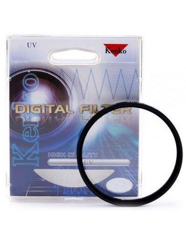 FILTRO UV KENKO ultravioleta doble rosca diámetro 52 mm