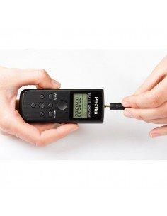 Cable extra Phottix para Canon 400D 450D 500D 550D 600D 650D 60D 70D 700D 100D 1000D 1100D 1200D G12 G11 G10