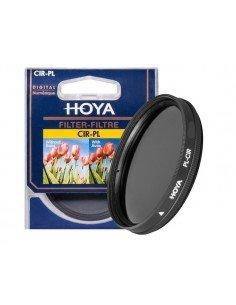 Filtro Hoya CPL polarizador circular 55mm