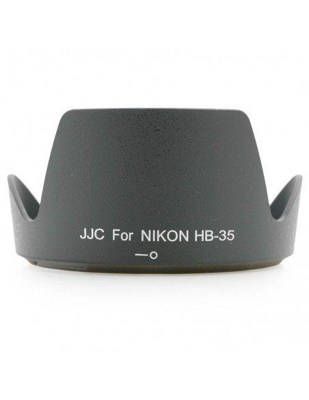 Parasol HB-35 para NIKON AF-S 18-200mm f/3.5-5.6G VR y 18-200mm f/3.5-5.6G VR II
