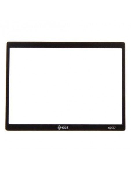 Protector pantalla cristal GGS Larmor para Canon 600D