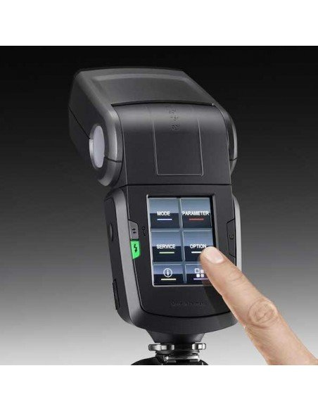 Intervalometro Phottix NIKOS para Nikon DSLR D1 D1H D1X D2 D2H D2Hs D2X D2Xs D3 D3s D3X D4 D200 D300 D300s D700 D800