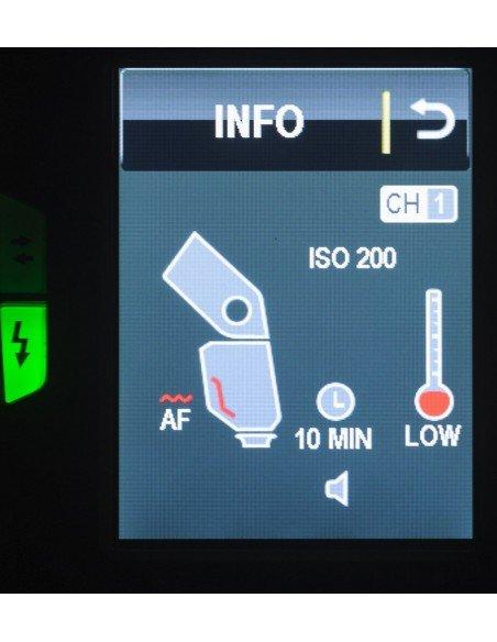 Flash Metz mecablitz 64 AF-1 digital para Pentax