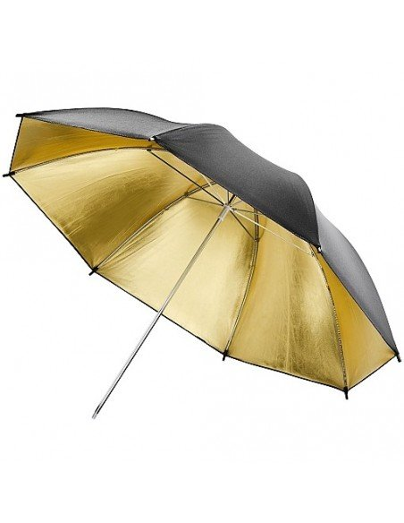 walimex Reflex Umbrella gold, 84cm