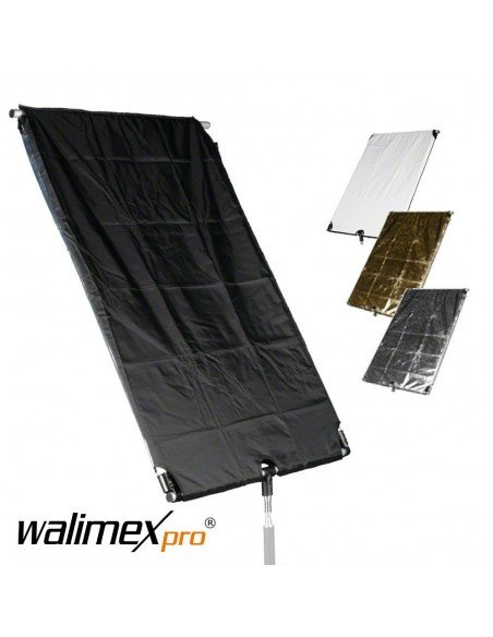 Panel Reflector 4 en 1 Walimex, 60x90cm