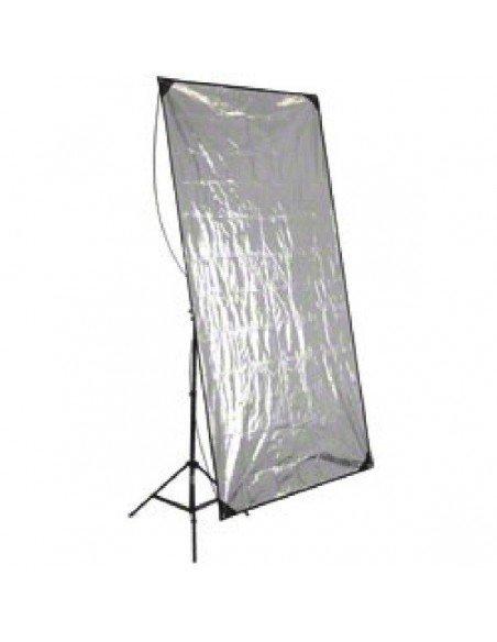Panel reflector Walimex Plata-Dorado 70x100cm