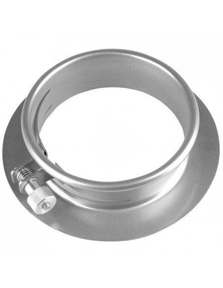 Beauty Dish Walimex Pro universal para Profoto, 41cm