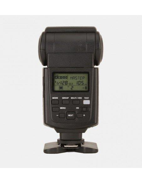Flash anular Meike FC-110 para Olympus E-300 E-400 E-410 E-420 E-450 E-510 E-520 E-600 E-620 E-30 Pen E-PM1 E-PL2 E-PL3 E-P3