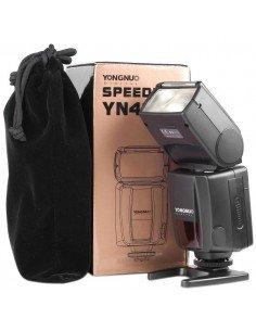 Flash anillo Meike FC-110 para Panasonic DMC-FZ20 FZ20S FZ20K FZ25 FZ30 FZ30S FZ30K FZ50 FZ50S FZ50K FZ100