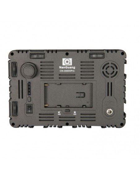 Antorcha vídeo led Nanguang Bi-color CN-3500X Pro