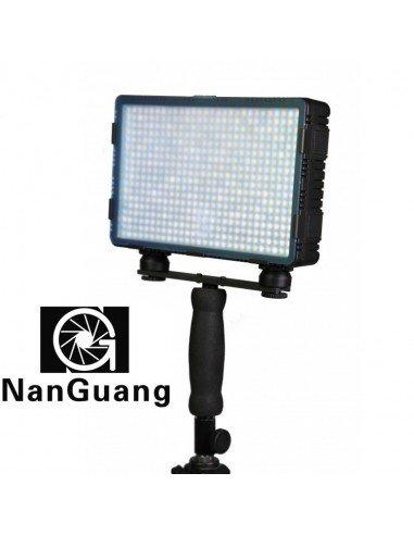 Antorcha vídeo led Nanguang Bi-color CN-5400X Pro