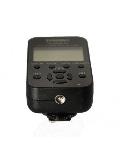 Mando a distancia JYC para Canon 1Ds 1D Mark II III IV 5D Mark II III 6D 7D 10D 20D 30D 40D 50D