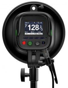 Mando a distancia JYC para Nikon D70S, D80