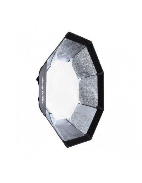 Ventana Godox Premium Octa 140cm con adaptador Bowens S
