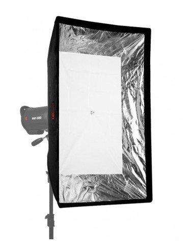 Rótula Phottix tipo US-A3 para flash y paraguas