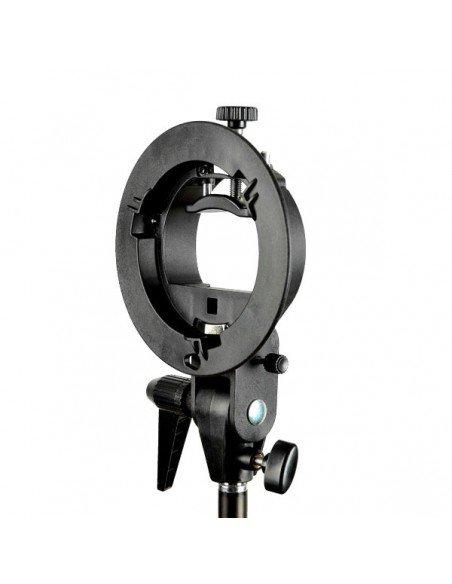 Abrazadera Phottix Multi Clamp con brazo de montaje