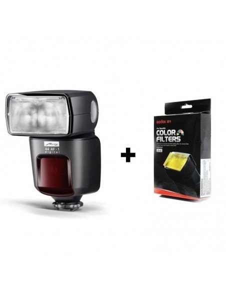 Kit Flashes de estudio Mecastudio BL-400 SB-Kit II