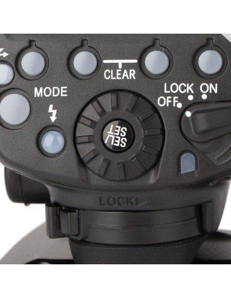 Disparador inalámbrico GODOX CT-04 emisor y 1 receptor