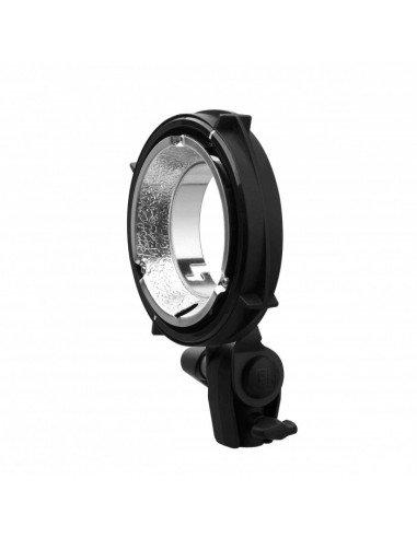 Reflector adaptador Elinchrom Quadra MK-II
