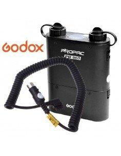 Batería Godox Propac PB960 para Canon