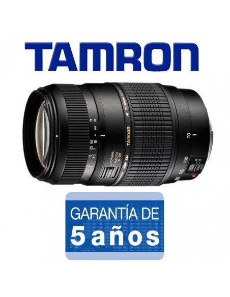 Objetivo Tamron AF 70-300mm F4-5.6 DI 1:2 MACRO para Canon