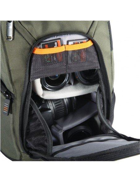 Flash Yongnuo YN-500EX TTL con difusor y funda para Canon