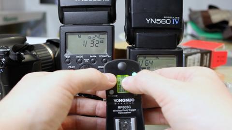 Review Yongnuo RF605C