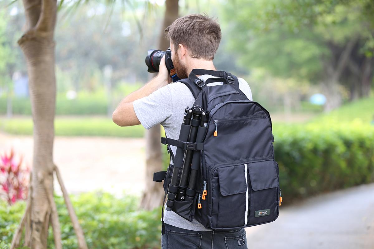 Mochilas y maletas fotográficas Tonba: funcionalidad, resistencia, versatilidad