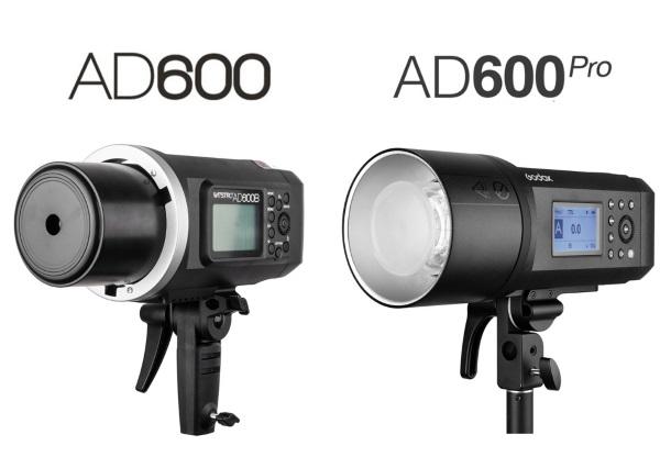 Prestaciones flash Godox AD600Pro frente al AD600
