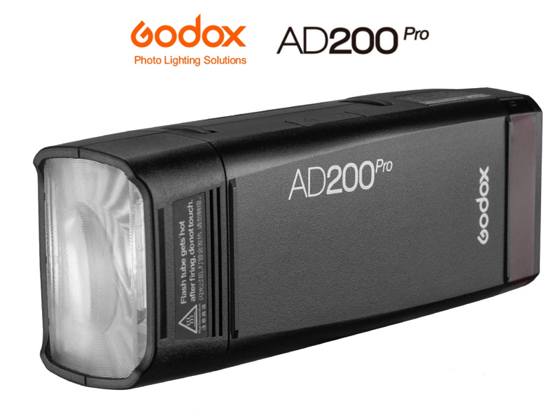 Nuevo flash Godox AD200 Pro