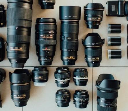 Tipos de Objetivos Fotográficos