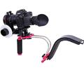 Estabilizadores y soportes para grabar vídeo